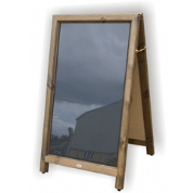 Wooden A-Board A2 A1 Poster Frame